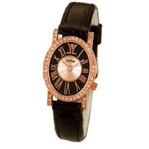 Limited Edition 18 K Rose Gold and Diamonds Watch